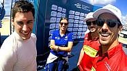 Racing Driver POV: Jerome d'Ambrosio!