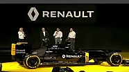 Renault F1 Team RS16 Launch - Press Conference