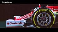 Ferrari SF16-H: il video della presentazione