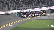 Spectaculaire crash in Daytona