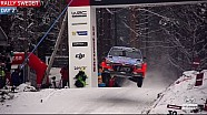 Rally Sweden Day Two - Hyundai Motorsport 2016