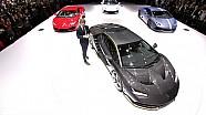 Lamborghini Centenario Press Conference: Highlights