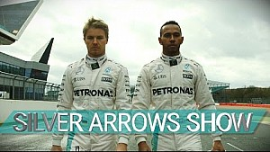 NEW! Silver Arrows Show! Lewis seat fitting, testing analysed and radio ban preparations explained!