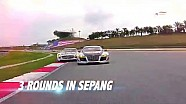 Asian Le Mans Sprint Cup HD 30s Teaser - 1st April 2016