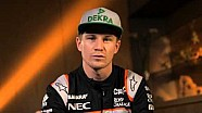 F1 Track Preview with Nico Hülkenberg - GP of China