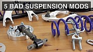 5 Suspension Mods That Can Ruin Your Car