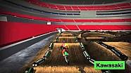 Kawasaki Track Map St. Louis 2016