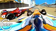 ePrix di Long Beach: la gara a 360°