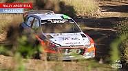 Rally Argentina Shakedown - Hyundai Motorsport 2016
