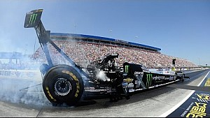 Brittany Force Wins second race at the NHRA Four-Wide Nationals in Charlotte