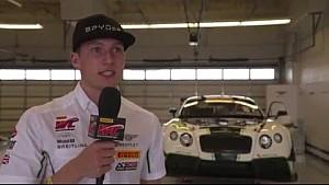 PWC Driver Promo 2016 -  Andrew Palmer #87 GT