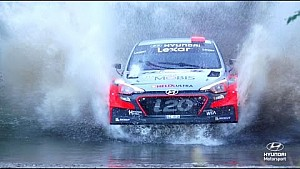 Rally Argentina Best of: Watersplashes