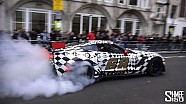 INSANE CROWDS! Travelling the UK on Gumball 3000 2016
