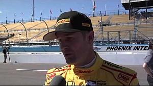 HPD Trackside -- Phoenix IndyCar Qualifying