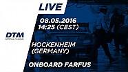 LIVE Onboard (Race 2) - Augusto Farfus (BMW M4 DTM) - DTM Hockenheim 2016