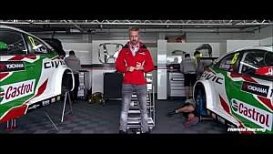 Honda Racing TV - Episode Three - Tiago Monteiro