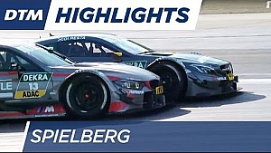 Race 1 Highlights - DTM Spielberg 2016