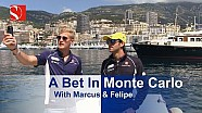 A Bet In Monte Carlo - Monaco Grand Prix - Sauber F1 Team