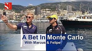 A Bet In Monte Carlo - Monaco Grand Prix - Sauber F1 Team