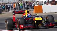 Los mejores momentos de Max Verstappen en el Circuit Park Zandvoort