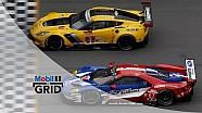 U.S. Invasion – Ford & Corvette At Le Mans 2016   Mobil 1 The Grid