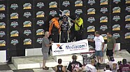 2016 World of Outlaws Craftsman Sprint Car Series Victory Lane from Knoxville Raceway | Night 2