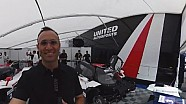 360° VIDEO: United Autosports Garage with Guy Cosmo