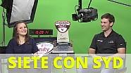 Siete preguntas con: Daniel Suárez