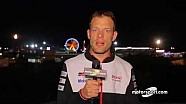 Night driving at Le Mans with Alex Wurz