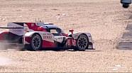 Le Mans 24 Saat - Özet Görüntüler: 10am - 12pm
