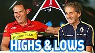 Alain Prost vs Hans-Jürgen Abt