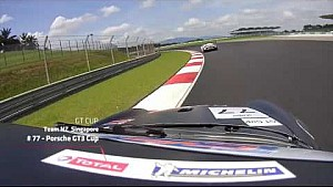 Asian Le Mans Sprint Cup Round 1: Onboard Team NZ #77