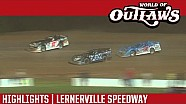 World of Outlaws Craftsman Late Models Lernerville Speedway June 25th, 2016 | HIGHLIGHTS