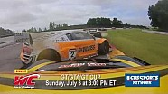 PWC 2016 GT/GTA/GT Cup at Road America CBSSN Promo