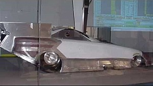Night at the Museum: Funny Car Model