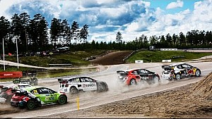 Episode 3 - Holjes RX: 2016 FIA European Rallycross Championship Highlights