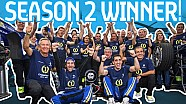 Renault e.dams Highlights! (Season 2 Teams' Champion) - Formula E
