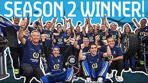 Renault e.dams Highlights! (Season 2 Teams' Champion) - Formula E