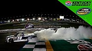 Byron holds off Nemechek for the win