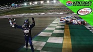 Kyle Busch grabs overtime win in Kentucky
