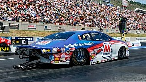 Allen Johnson keeps his title as the King of the Mountain with a win in Denver