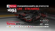 LIVE: 24 Hours of Spa - MAIN RACE - Part 6