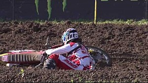 Best bits of EMX150 race two in Switzerland