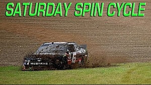 Saturday spin cycle at Mid-Ohio