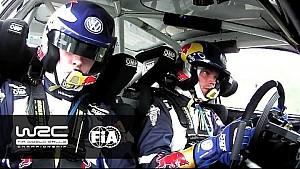 Rallye Deutschland 2016: HIGHLIGHTS Stages 3-4