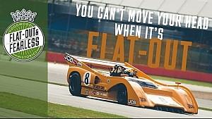Inside an 8.8-litre V8 McLaren Can-Am Monster