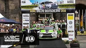 WRC 2 - Rallye Deutschland 2016: WRC 2 HIGHLIGHTS/ Review Clip