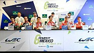 6 Hours of Mexico - Qualifying Press Conference