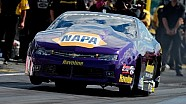 Vincent Nobile holds onto his No. 1 spot