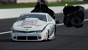 Bo Butner clinches the No. 1 in Pro Stock #ChevroletPerfUSNats